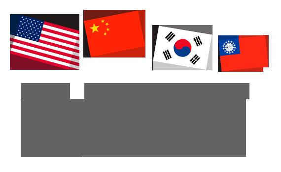 多言語サポート